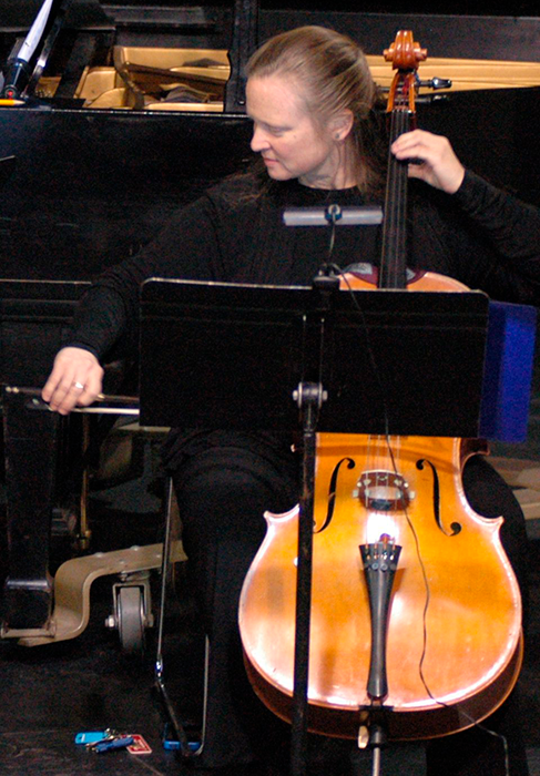 Lisa Liske-Doorandish, Cellist and Master Teacher