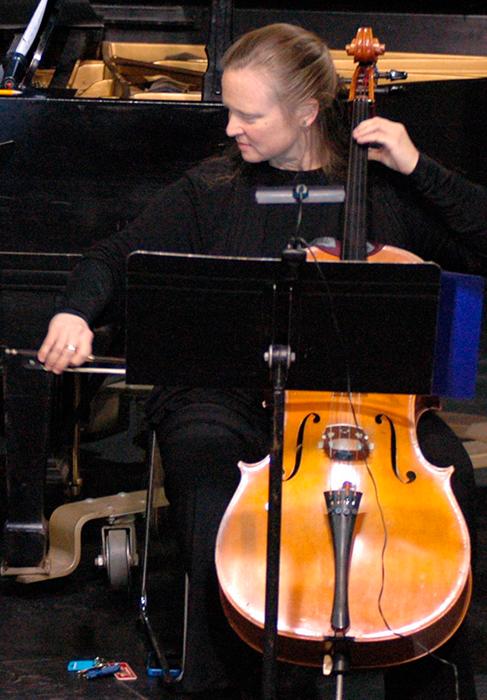 Lisa Liske-Doorandish, Cellist and Master Teacher